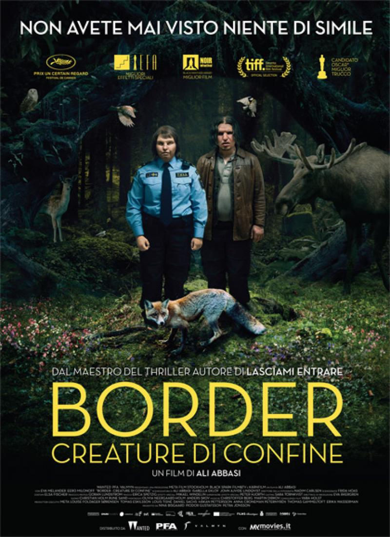 BORDER. CREATURE DI CONFINE